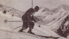 Největší sjezd a slalom v Alpách- Kandahar