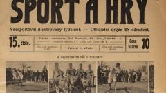 Počátky sportovní žurnalistiky v RU a Československu