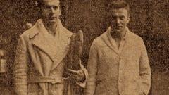 Naši tenisté na Olympiádě (1924)