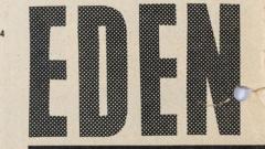 Eden – poslední velká neznámá (1969)