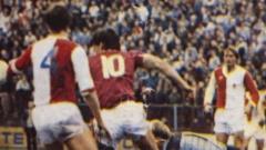 Jubilejní derby očima trenéra (1987)