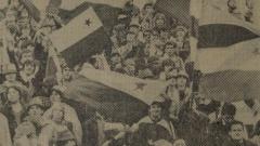 Našim divákům – a vlajkonošům především