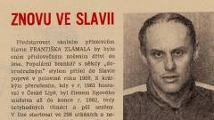 Znovu ve Slavii - F. Zlámal