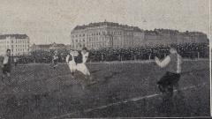 Slavia v. Viktoria (Hamburk) 14:3
