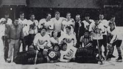 Hokejisté Bohemians ve filmu